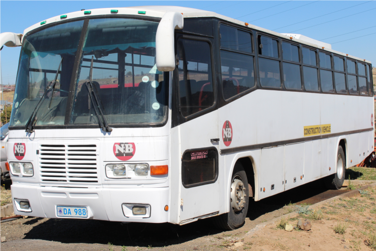 Nthane Brothers Bus
