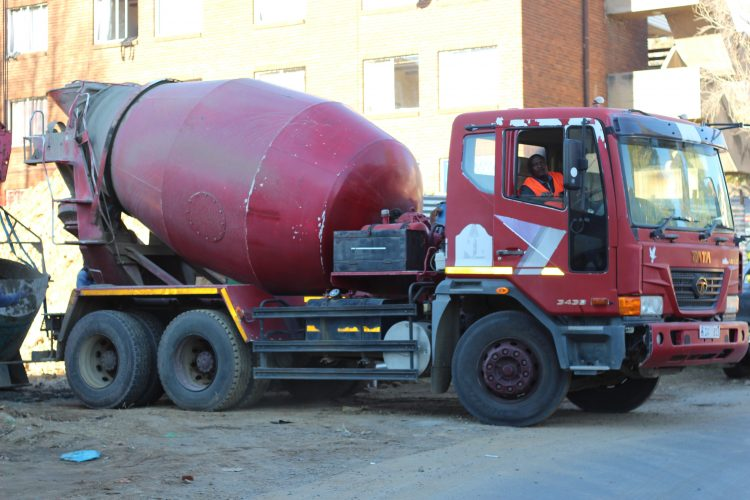 Nthane Brothers Concrete Mixer